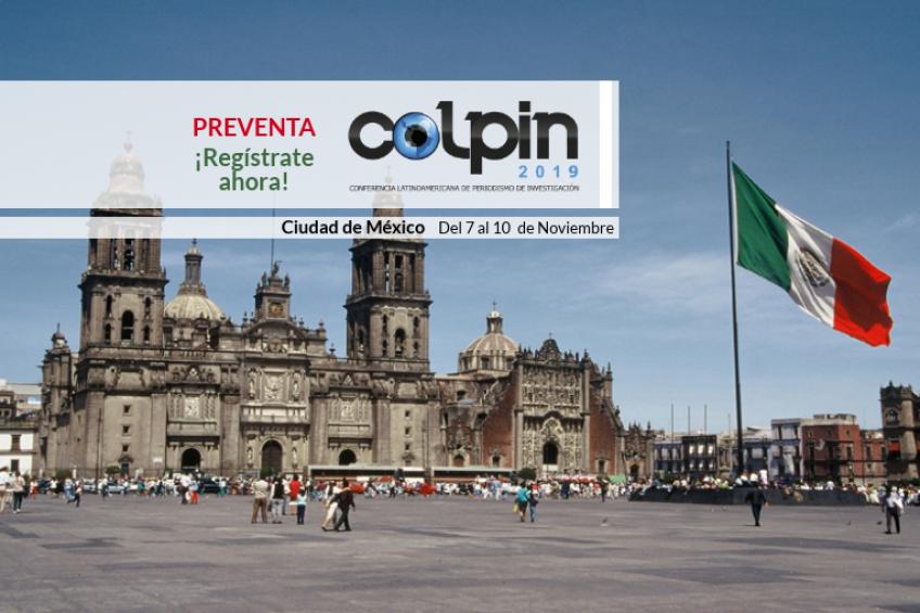 INSCRÍBETE EN PREVENTA: Asegura tu asistencia a la COLPIN 2019 en México
