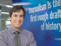Periodista peruano Carlos Lozada gana premio Pulitzer 2019