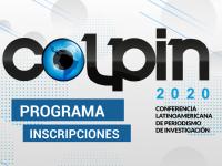 Colpin 2020: conoce el programa completo e inscríbete
