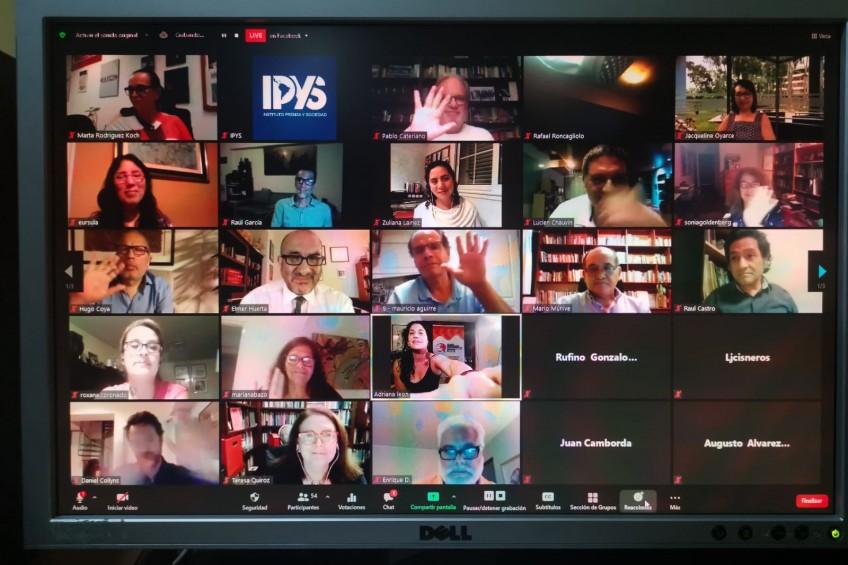 Conoce a los ganadores de los Premios Nacionales de Periodismo 2020
