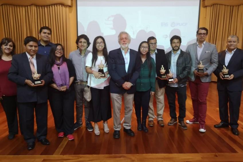 IDL-Reporteros gana el Gran Premio Nacional de Periodismo