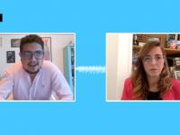 Periodista Vanina Berghella entrevista a Pedro Vaca, el nuevo Relator Especial para la Libertad de Expresión de la CIDH
