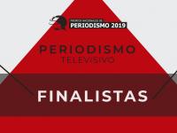 Premios Nacionales 2019: finalistas de la categoría Reportaje Televisivo