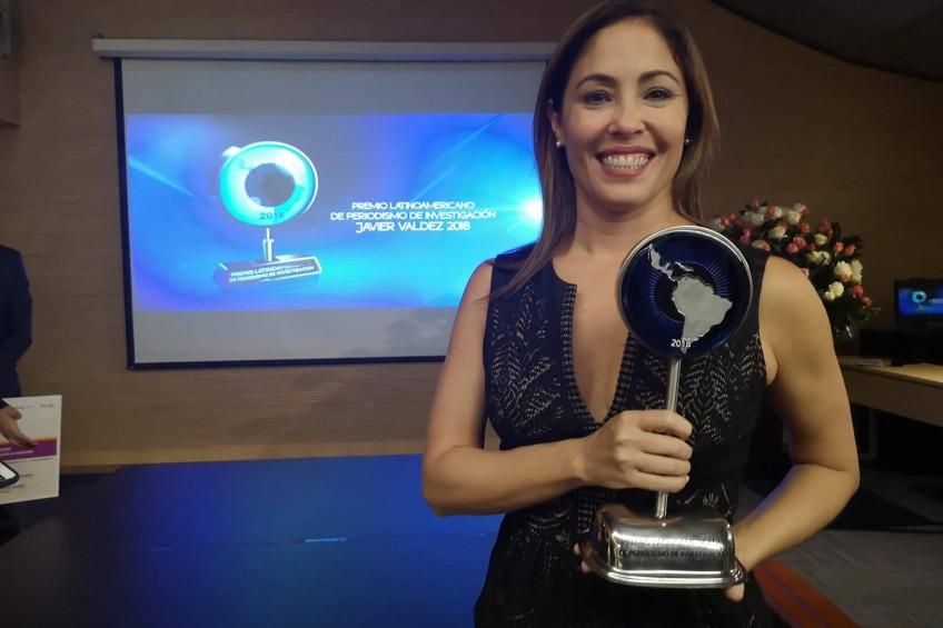 Puerto Rico se lleva el Premio Latinoamericano de Periodismo de Investigación 2018
