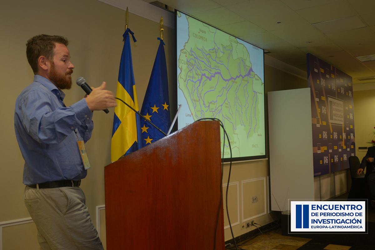 Madera, narco y minería ilegal con Fabiano Maisonave (Brasil)