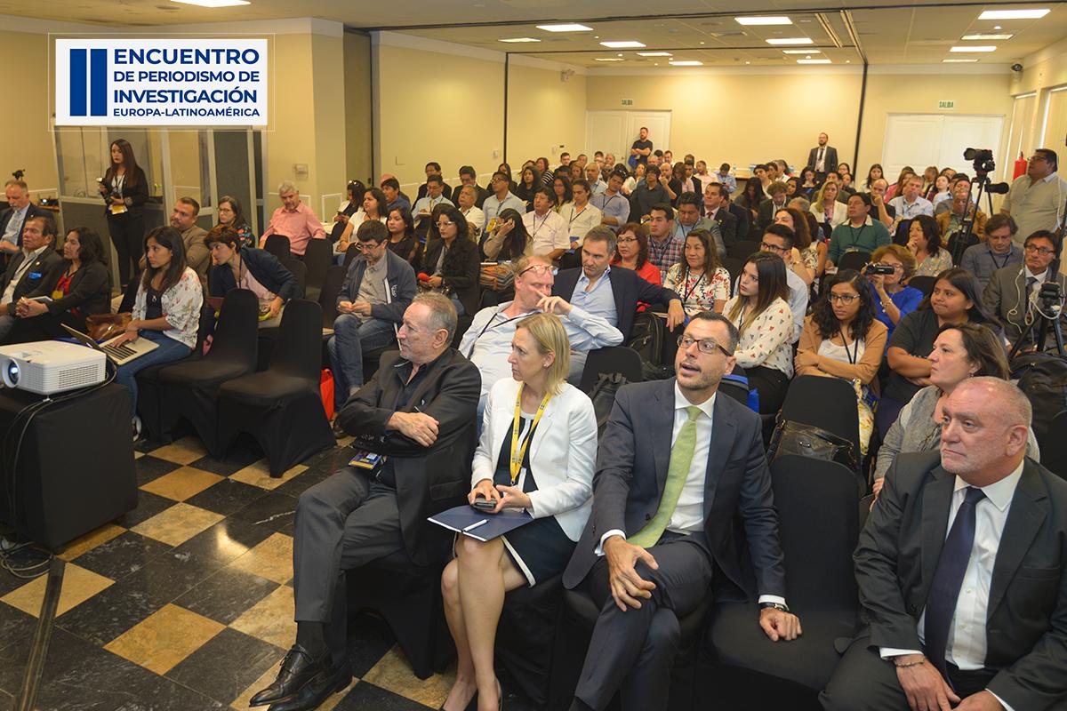 Así fue el primer día del Encuentro Europa-Latinoamérica