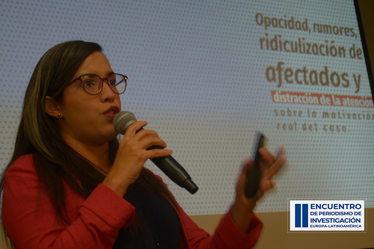 Mariengracia Chirinos, IPYS Venezuela