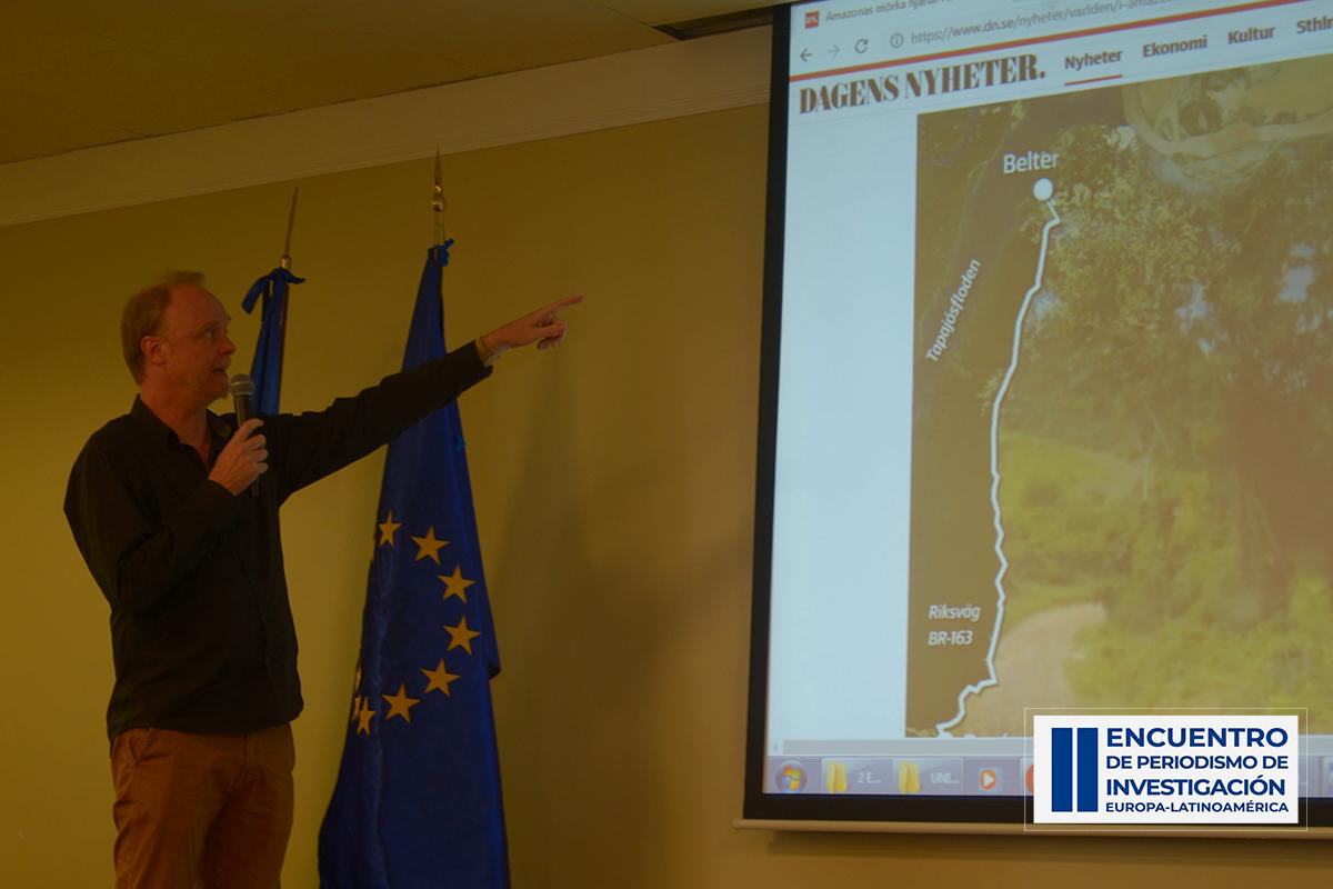 """Presentación especial: """"Mafias Ambientales"""""""